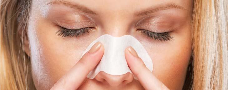 鼻パックの過剰使用