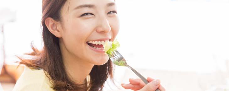 脂肪分の多い食べ物は避ける