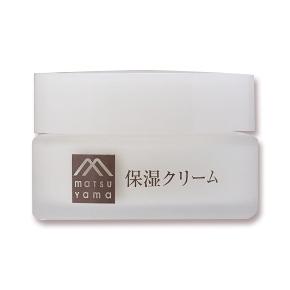 松山油脂の肌をうるおす保湿クリーム